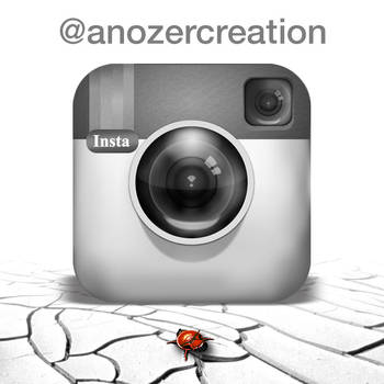 Wall-instagram by ANOZER