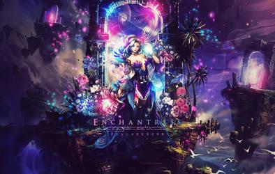 Enchantress by XillaReborn
