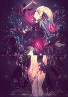 Fuchsia Blush by XillaReborn