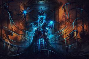 Darklord Undead by XillaReborn