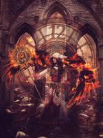 Eternal Blaze by XillaReborn