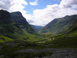 Scotland by Rodriguezzz