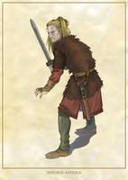 Barbarian by Werdandi