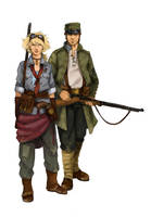 Mercenary by Werdandi