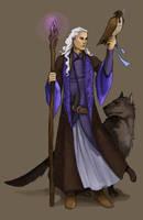Sorcerer by Werdandi