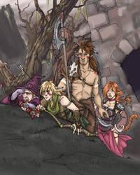 heroes by Werdandi