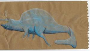 Spinosaurus by VenturaSalas