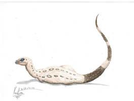 Laquintasaura venezuelae by VenturaSalas