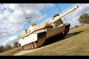 M1A1 Abrams - 01 by KravinMorhead
