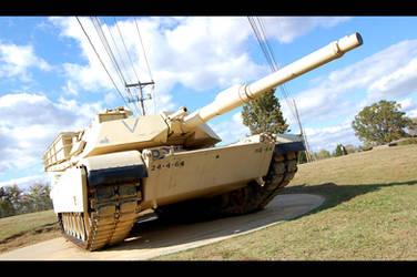 M1A1 Abrams - 03 by KravinMorhead