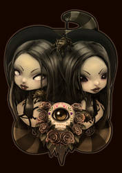 Mirror Soul by liransz
