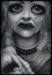 Baby Jane fanart by liransz