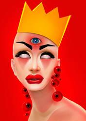 Sasha Velour by liransz