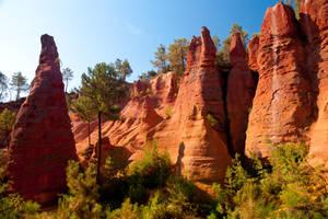 Roussillon Colorado VIII by DeviantTeddine