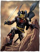 Black Knight by MarkHRoberts