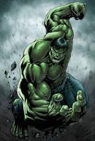 Hulk by MarkHRoberts