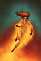 Firestar by MarkHRoberts