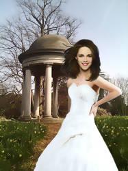 Breaking Dawn wedding by VampireDSource