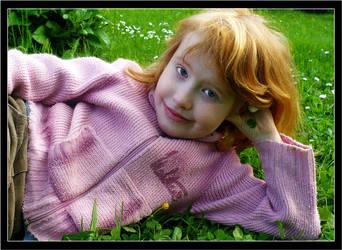 My Cousin by nicolettka
