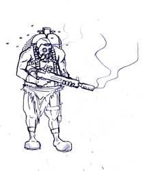 mutante by LordConstanta