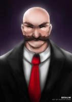B is for Braum (Suits Series ) by asadfarook