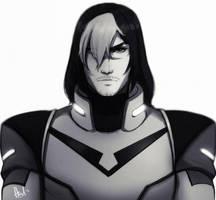 Takashi Shirogane (Voltron Legendary Defender S3) by asadfarook