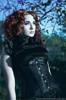Black Widow by Tiffany-Ann