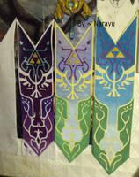 Princess zelda apron, tapestry by Narayu