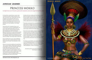 Princess Mokko by JJwinters