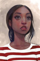 Loose Painting/Study by JJwinters