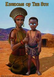 Simphiwe and Kwenji by JJwinters