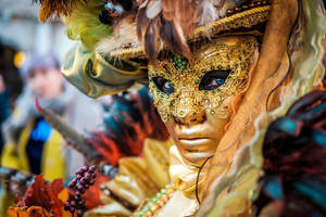 Venezian mask by MaxTMV