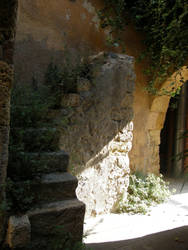 Spain - T1 Forgotten stairs by Gwathiell