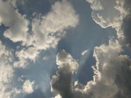 Blue Sky by Gwathiell