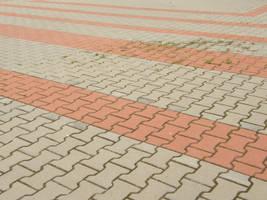Brick Path by Gwathiell