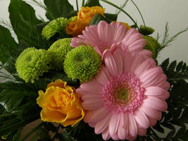 Flower Bouguet II by Gwathiell