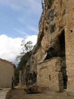 Spain W12 Fallen Boulder by Gwathiell