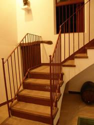 Spain Th1 Stairs by Gwathiell
