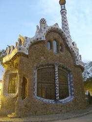 Spain Fr4 Parc Guell IV by Gwathiell