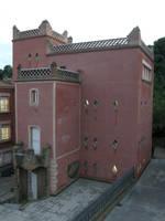 Spain Fr20 Red House by Gwathiell