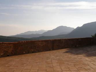 Spain Sa53 Open space by Gwathiell