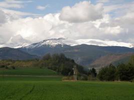 BB2 - Mountain I by Gwathiell