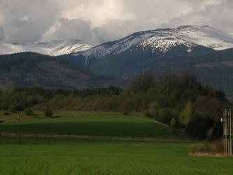 BB3 - Mountains II by Gwathiell
