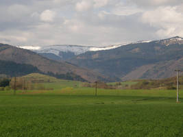 BB4 - Mountains III by Gwathiell