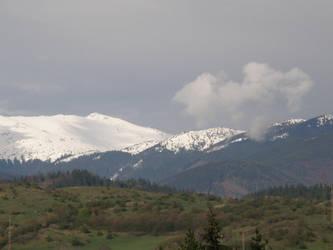 BB5 - Mountains IV by Gwathiell