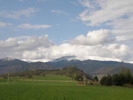BB7 - Mountains VI by Gwathiell