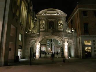 London 17 Lights by Gwathiell