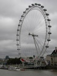 London 21 The Eye by Gwathiell