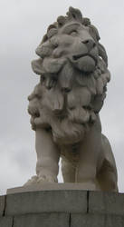 London 22 Lion by Gwathiell