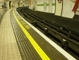 London 24a Rails by Gwathiell